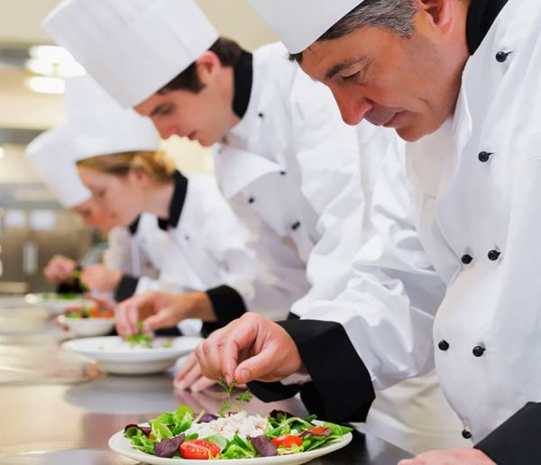 Hoteles, Restaurantes y Catering